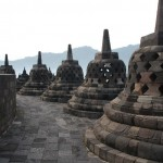 Ancient Monuments of Java Indonesia