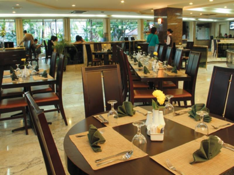 Restaurant at Danau Toba International Medan