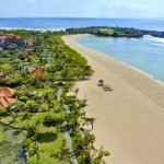 Beach front resort Bali Grand Hyatt