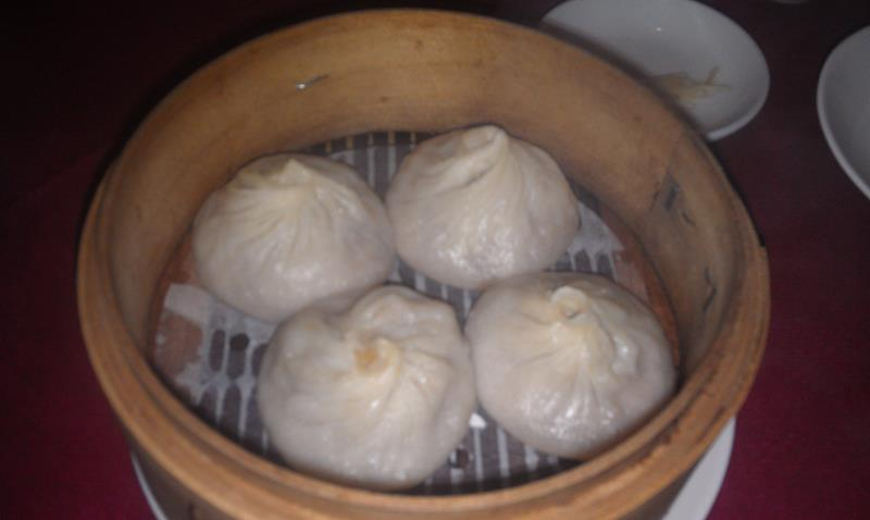 Soup Dumplings at Joe's Shanghai