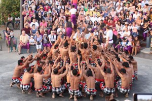 Kecak Dance at Uluwatu Temple Bali