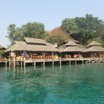 Beautiful secluded resort - Captain Hook Resort Koh Kood
