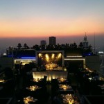 Fine dining with a view over Bangkok