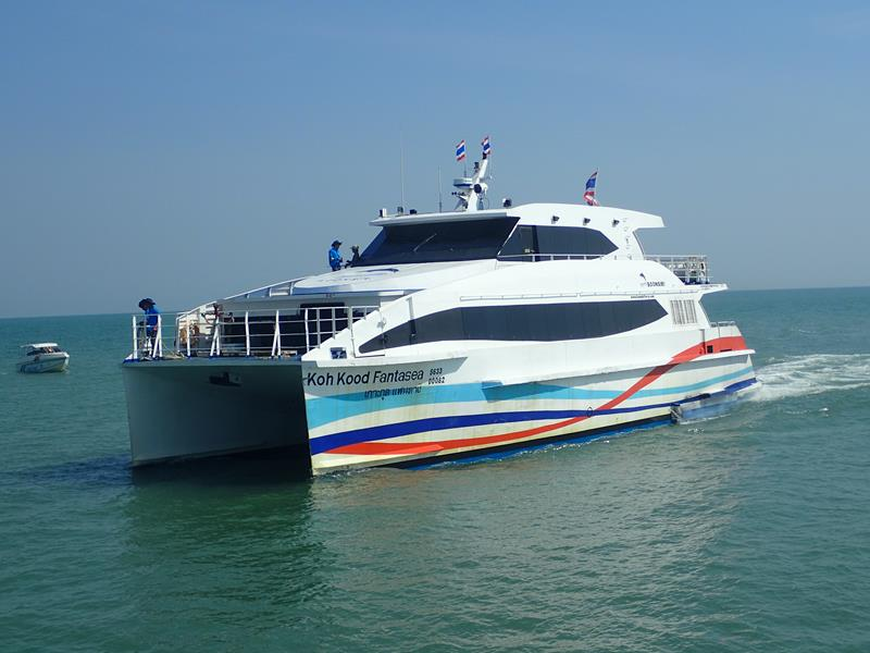 Ferry to Koh Kood