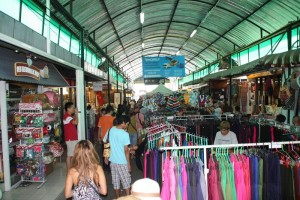 Clothes at Chatuchak Markets Bangkok