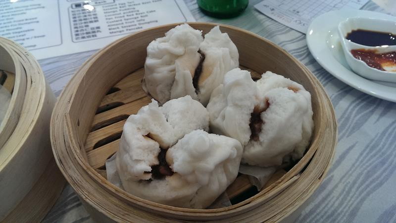 BBQ Pork Buns at Sky Chinese Restaurant Surfers Paradise
