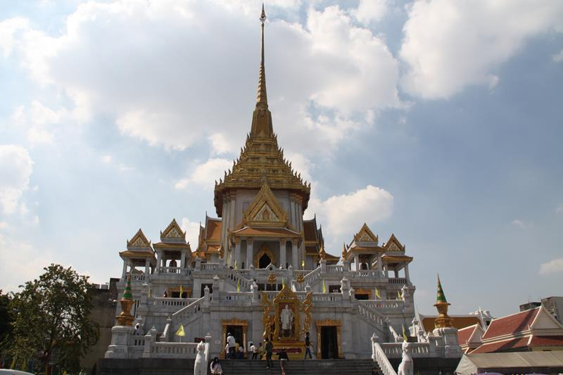 Temple of the Golden Buddha Bangkok