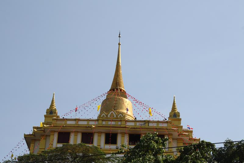 The Golden Mount Bangkok
