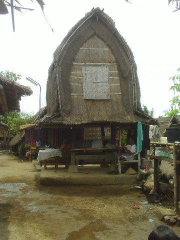 Traditional Lombok Village