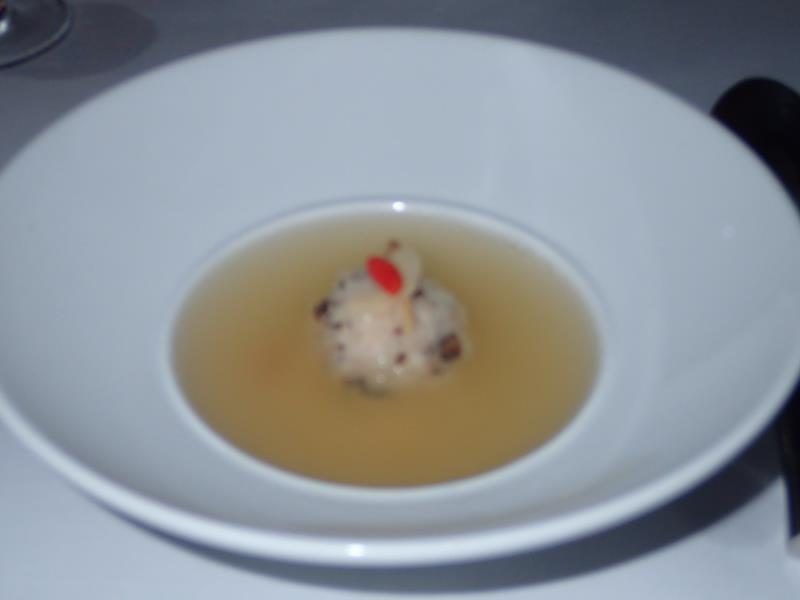Turkey and morel mushroom superior broth