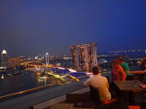 Level 33 Rooftop Bar Singapore