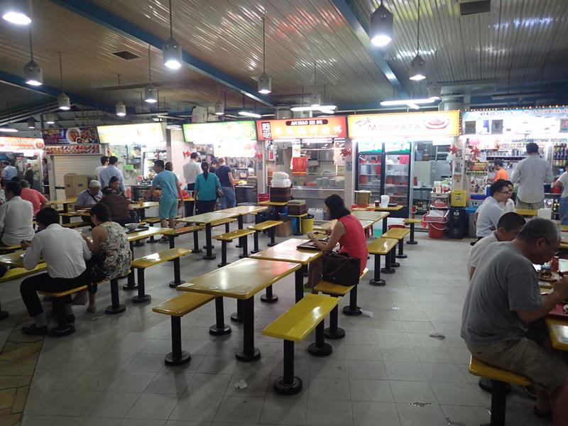 Zion Riverside Food Centre Singapore