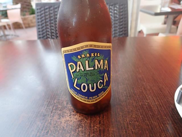 Palma Louca Beer at Redentor BBQ Restaurant