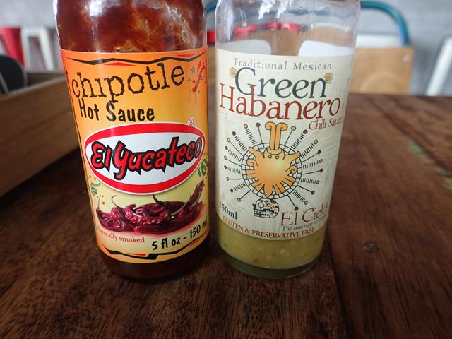 Hot sauces to spice up your food