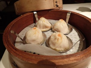 Shanghai Soup Dumplings at Jade Garden Chinese Restaurant