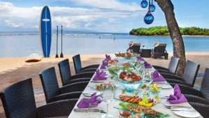 Christmas Lunch or dinner in Bali