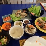 Awesome Korean food at Bibimbap Korean Restaurant Kuta