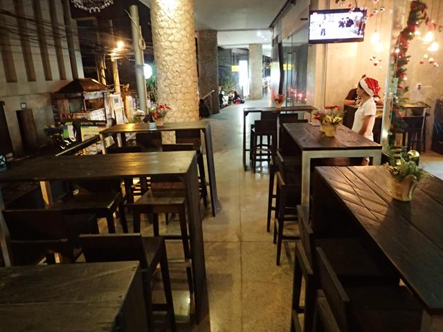 Dine in or takeaway pizza at Pronto Pizza Kuta