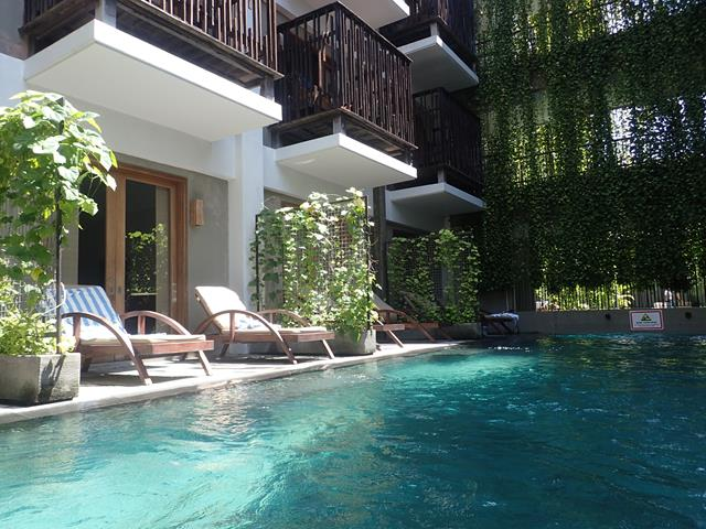 The Oasis Lagoon Resort Sanur Bali