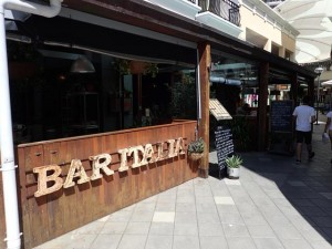 Bar Italia Restaurant Surfers Paradise
