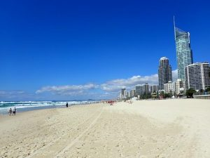 Surfers Paradise Beach Holiday