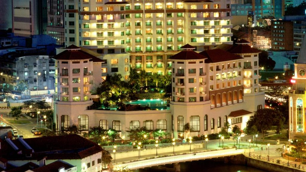 Swissotel Merchant Court Hotel Singapore