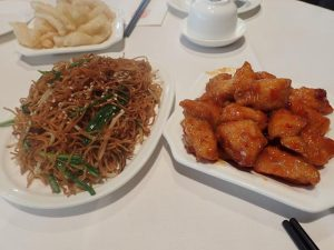 Yum Cha at Parramatta Phoenix Chinese Restaurant