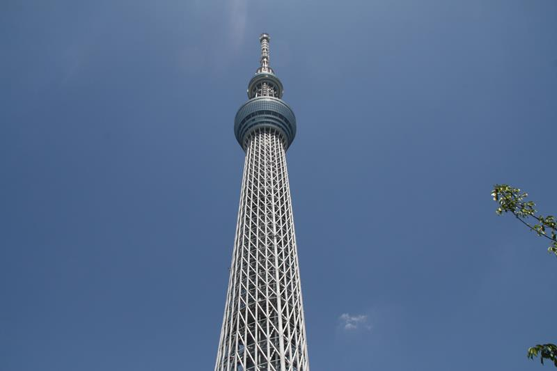 Tokyo Skytree World's Tallest Tower