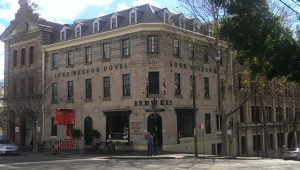 Lord Nelson Brewery Hotel Sydney