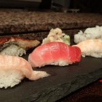 Excellent Sushi at Kabuki Shoroku Japanese Restuarant Sydney CBD