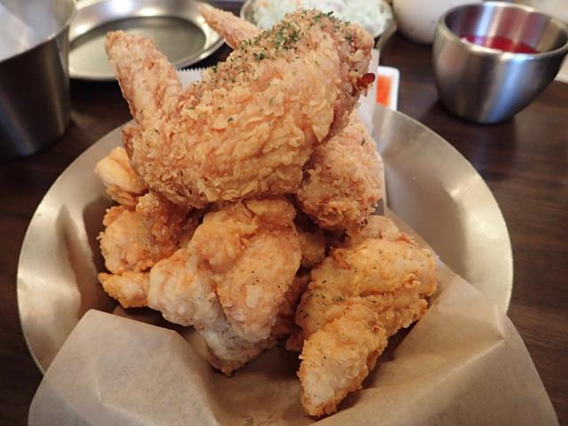 Korean Fried Chicken at Nandaimon Chicken Shin-Okubo