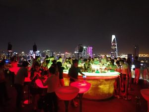 Chill Skybar Ho Chi Minh City