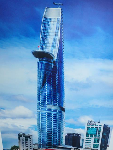 Ho Chi Minh City Tallest Building