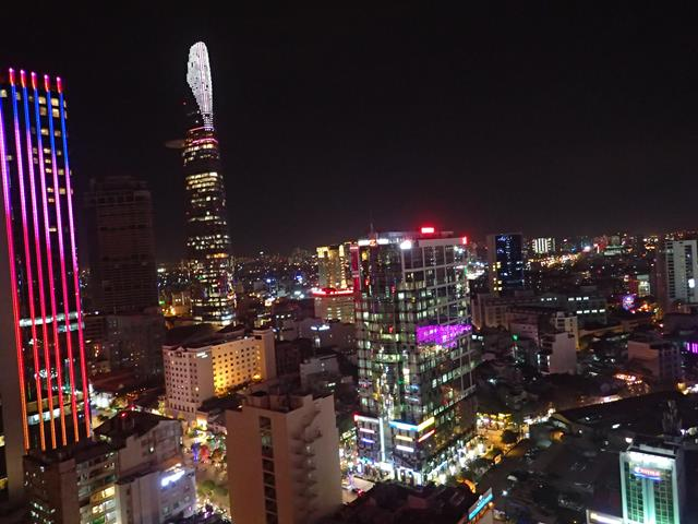 Level 23 Rooftop Bar