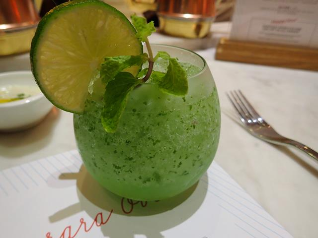 Miami Mojito in Namo Pizzeria