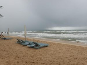 Rainy Season on Phu Quoc Island