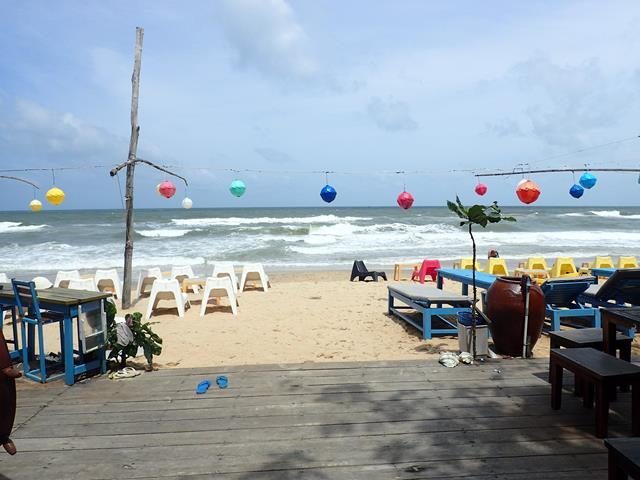 Rory's Beach Bar Phy Quoc Island