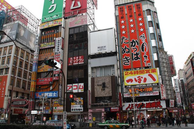 Shinjuku Tourist Highlights