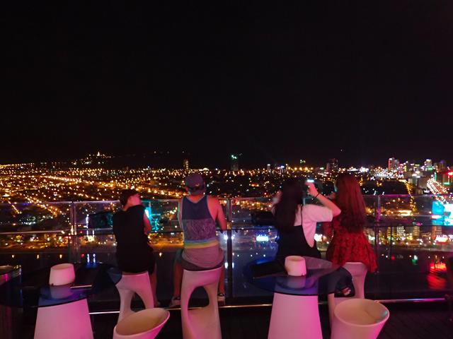 Sky36 Rooftop Bar Danang