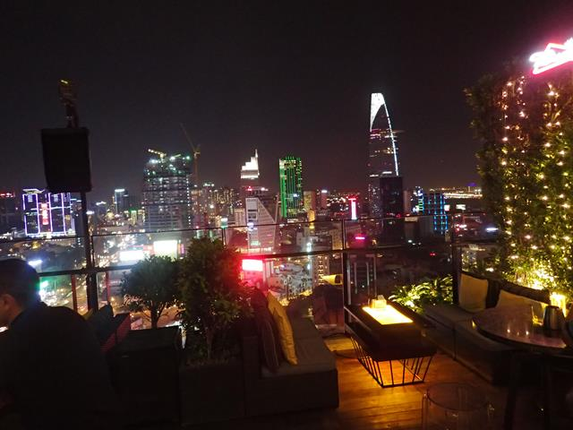 Air 360 Rooftop Bar Saigon
