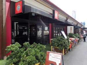 Bangpop Thai Restaurant South Wharf Melbourne