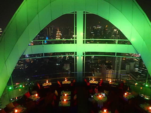Red Sky Rooftop Bar Bangkok
