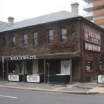 Rose and Crown Hotel Pub Parramatta Sydney