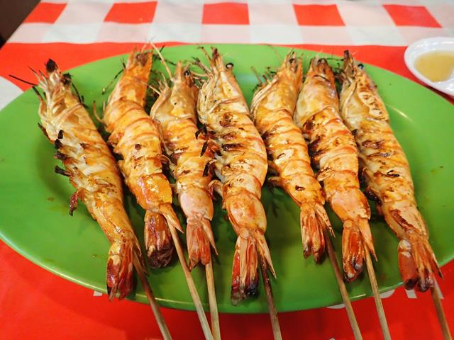 Seafood on Ho Chi Minh Night Tour