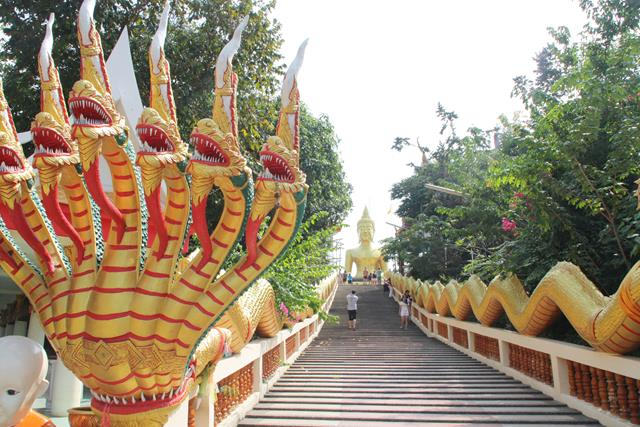 Big Buddha in Pattaya – Wat Phra Yai Temple  tripAtrek Travel