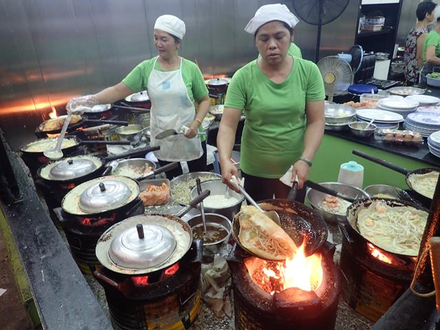Street Food tours of Ho Chi Minh