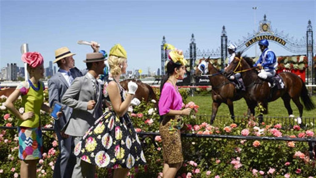 Where to watch Melbourne Cup