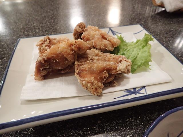 Chicken Karage at Yamato Japanese Restaurant