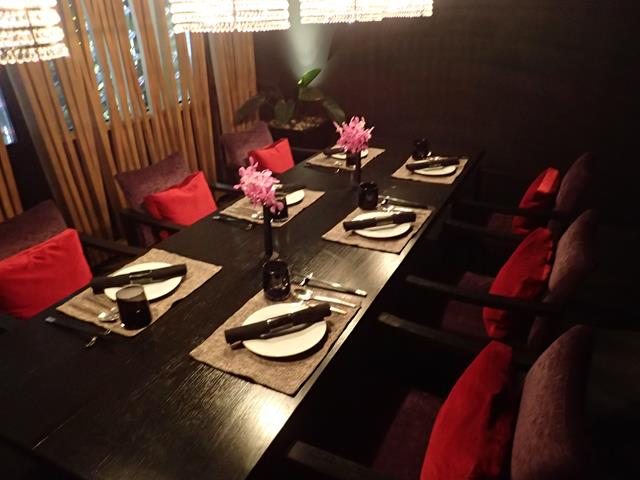 Fine Dining at Flare Restaurant Pattaya