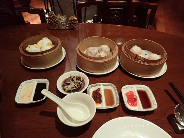 Fine dining Yum Cha at Liu Chinese Restaurant